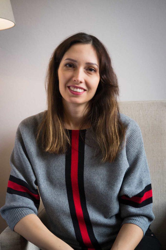 psycholog psychoterapeuta Marta groszyńska